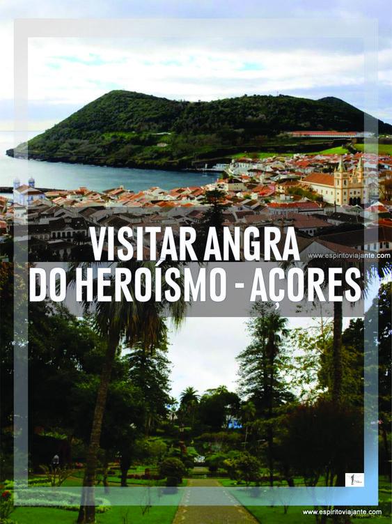 Angra do Heroísmo Açores Pinterest