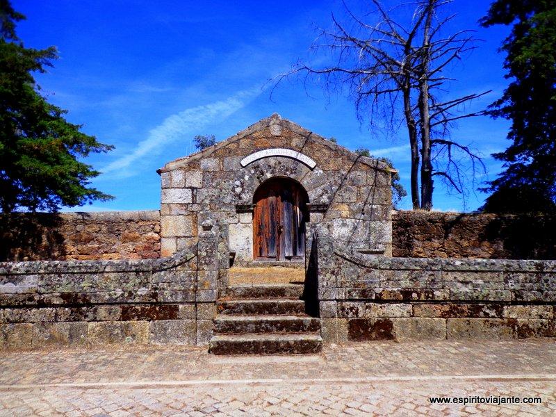 Capela de S. Sebastião - Aldeia Histórica de Idanha a Velha