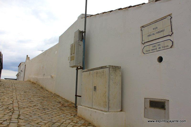Rua Abu Al Abdari Cacela Velha