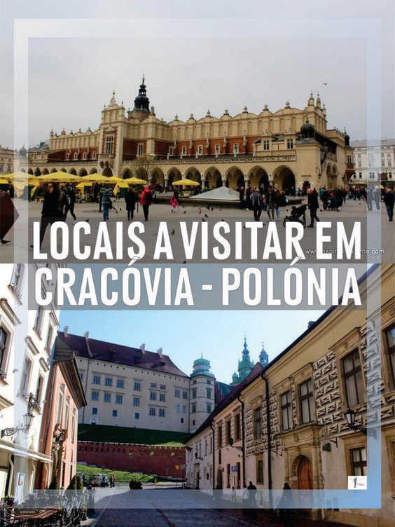 Krakow Pinterest