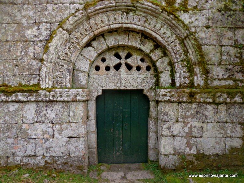 Mosteiro de Pitões