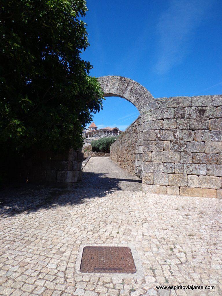 Porta Sul da Aldeia de Idanha a Velha