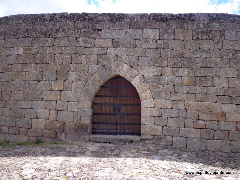 Muralhas Castelo Belmonte