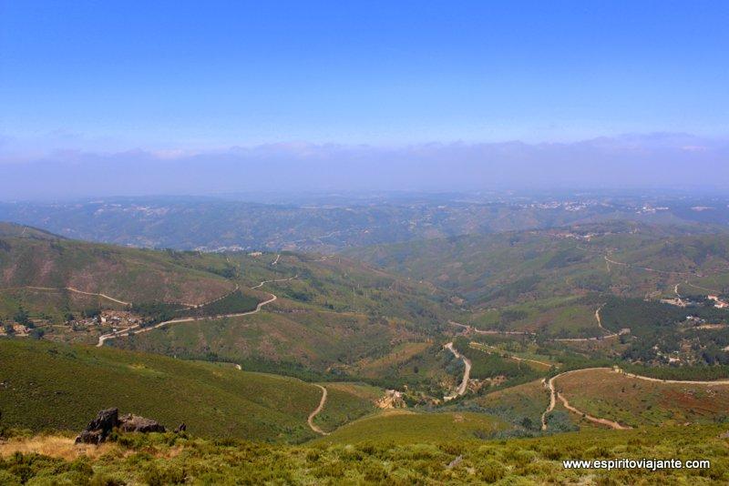 Estradas panorâmicas Portugal