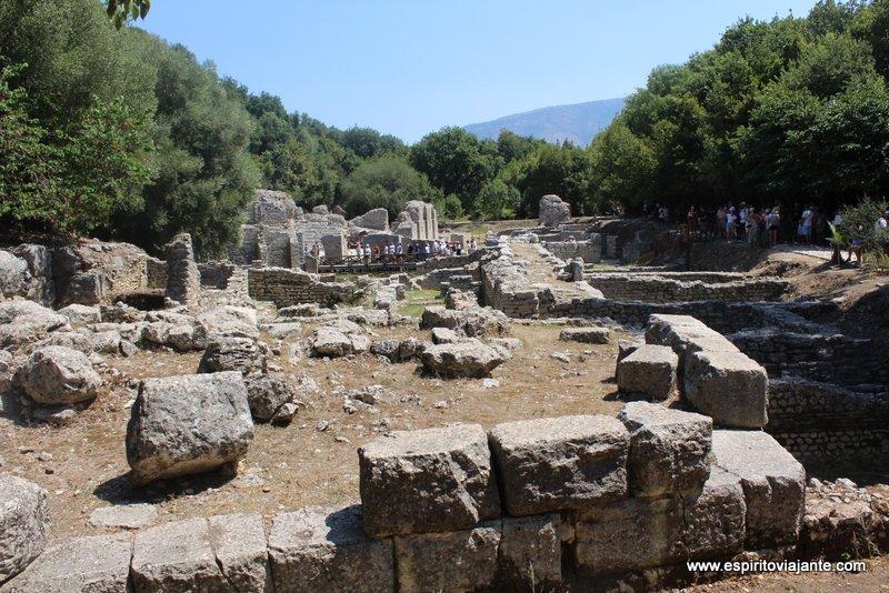 Forum Butrinto