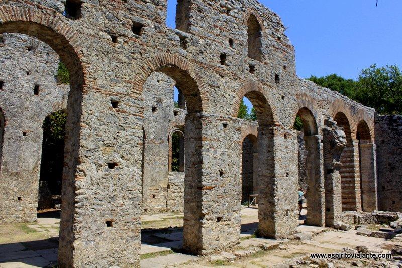 Basílica de Butrint Albânia