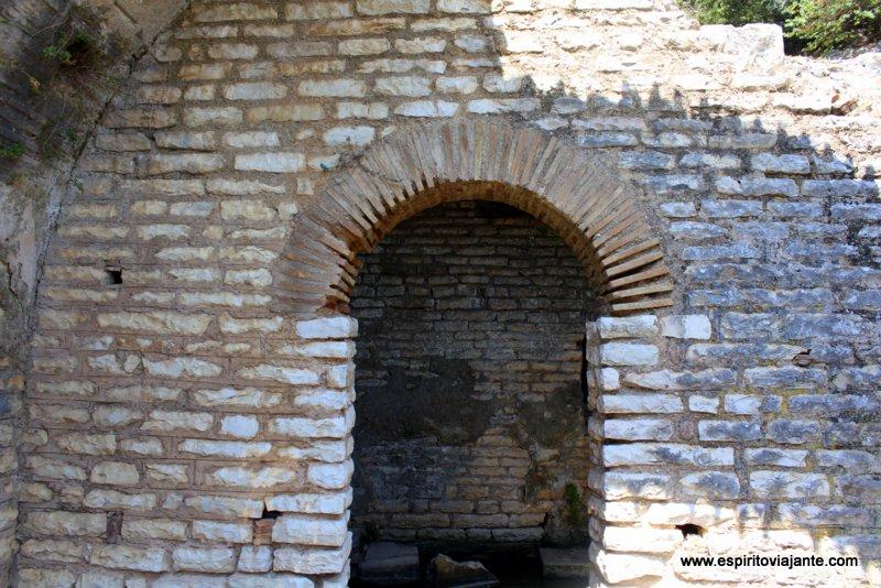 Butrint Ksamil Unesco