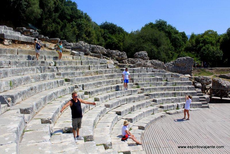Teatro de Butrinto