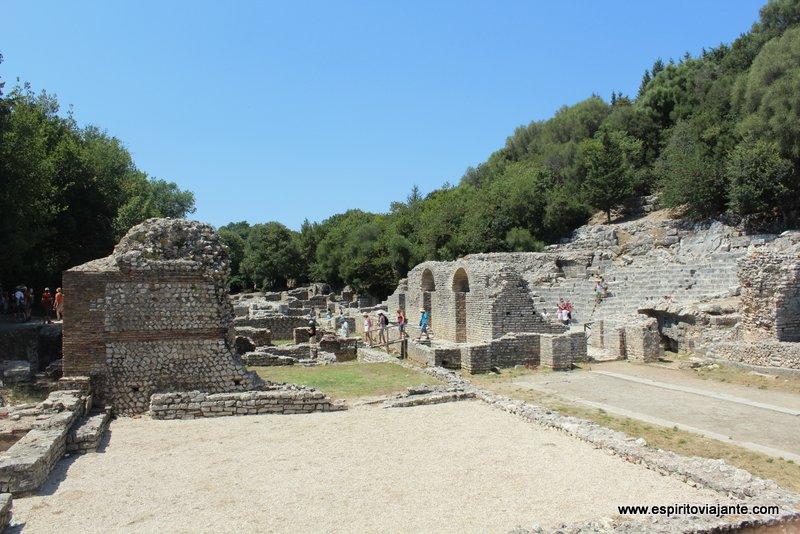 Arqueologia Albânia
