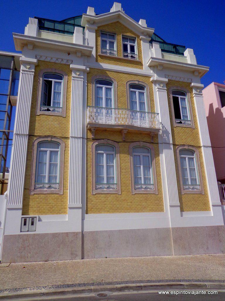 Exemplar de casa de veraneio - Visitar Figueira da Foz