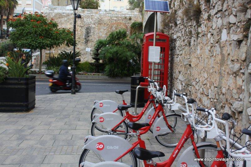 Bicicletas Gibraltar