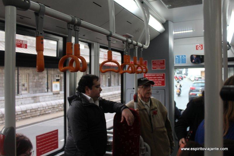 Transporte publico em Gibraltar