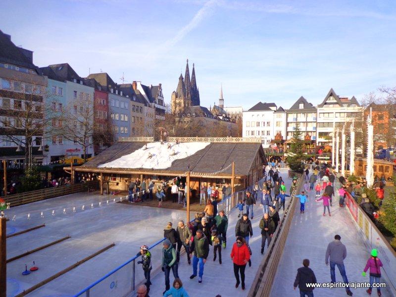 Mercados de Inverno e Natal