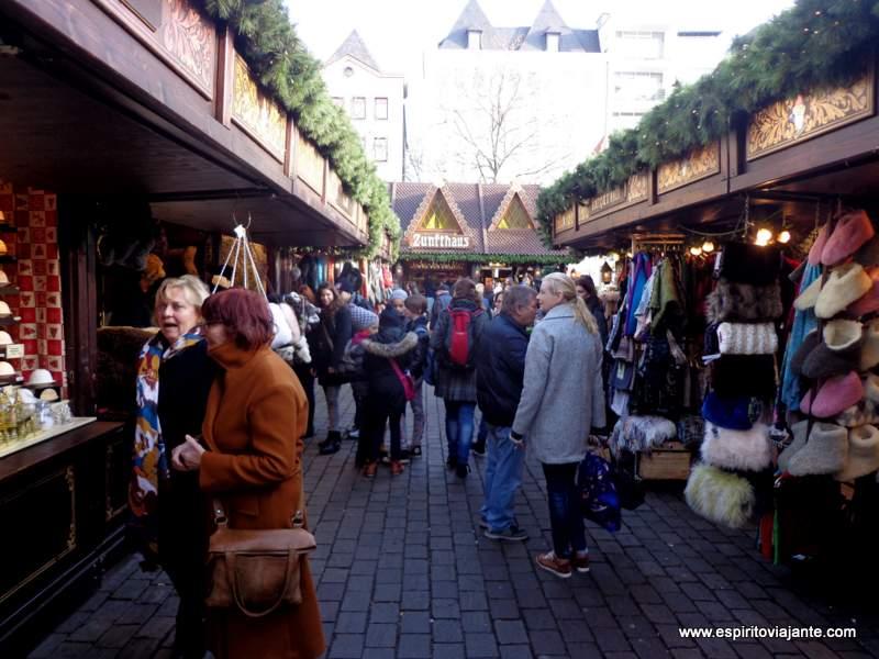Mercados de Natal Colonia