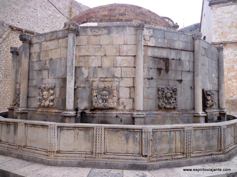 Fonte de Onofrio Dubrovnik