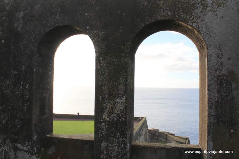 Fortaleza de São Sebastião Açores