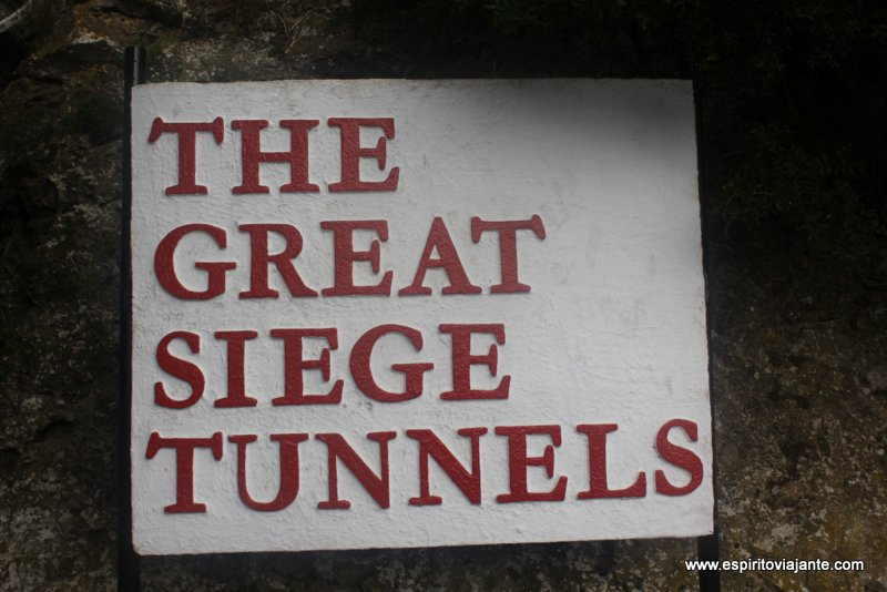 Great Siege Tunnels