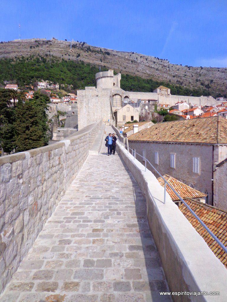 Muralhas Dubrovnik Unesco