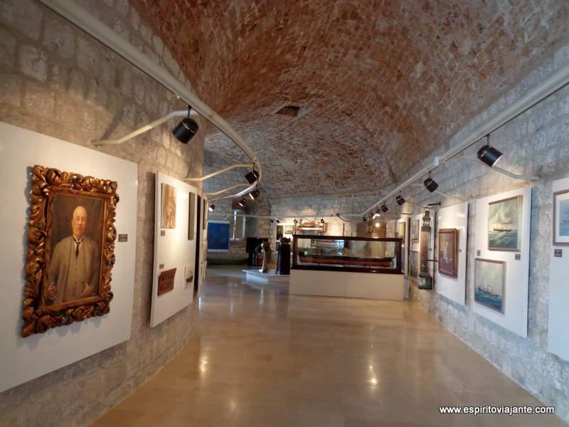 Museu Marítimo de Dubrovnik