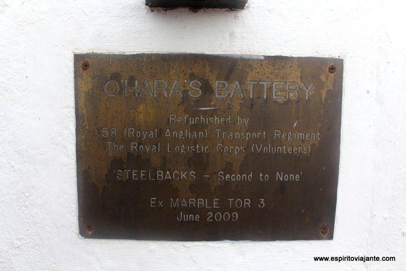 O' Hara's Battery