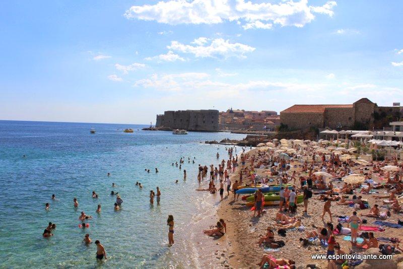 Praia Banje Croácia