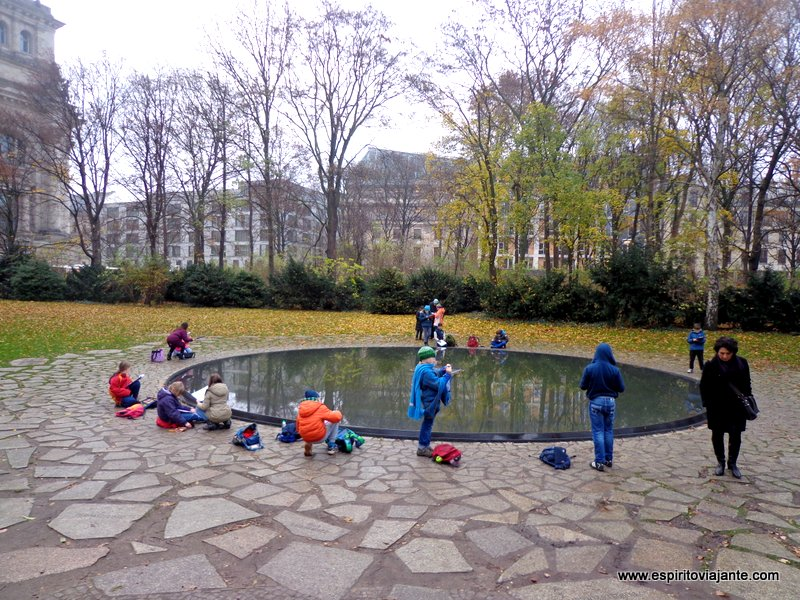 Berlim crianças