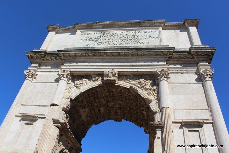 Arco de Tito Roma
