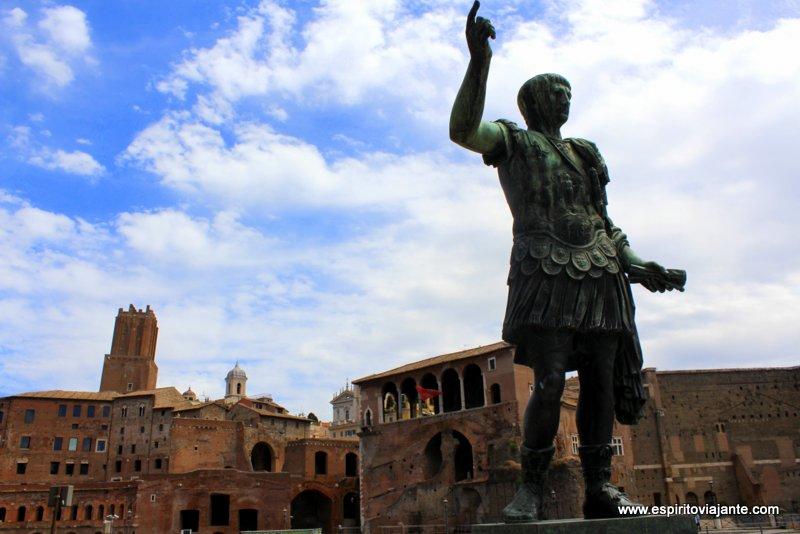 Augusto Cesar Roma