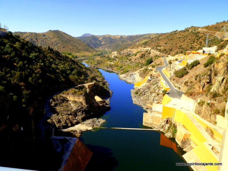 Barragem de Bemposta Mogadouro
