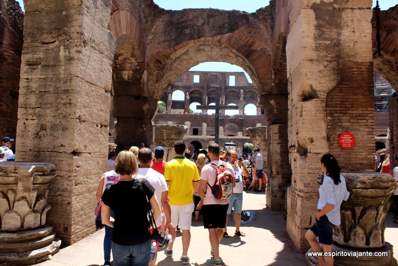Turismo Coliseu de Roma