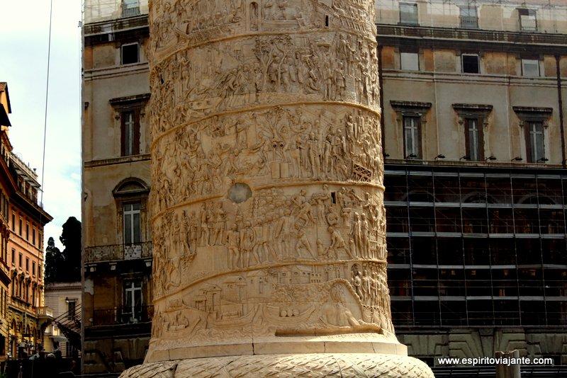 Coluna de Trajano Roma