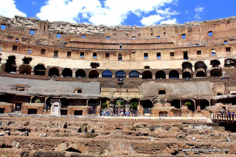 Fotos Coliseu de Roma