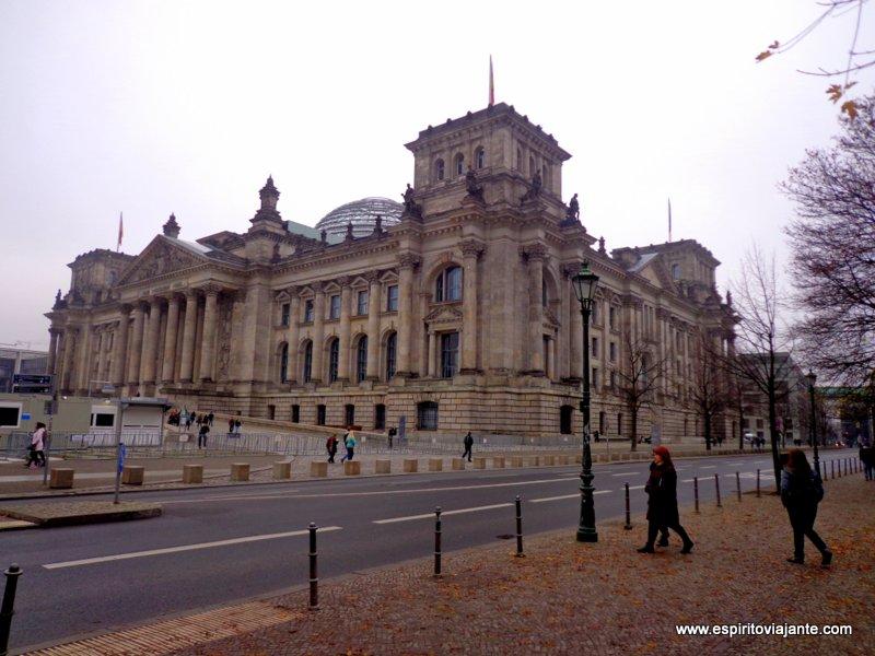 Interior do Reichstag