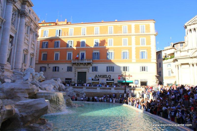 Fontana de Trevi Roma