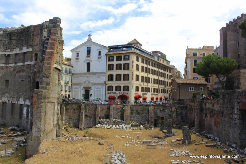 Forum de Nerva Roma