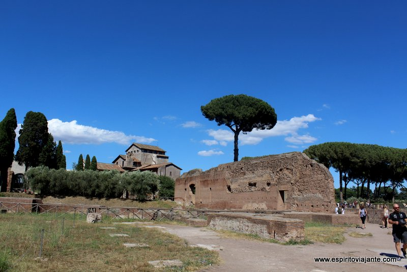 Monte Palatino Roma