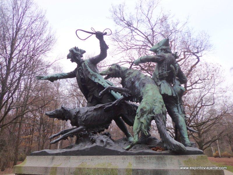 Tiergarten Fotos Berlim