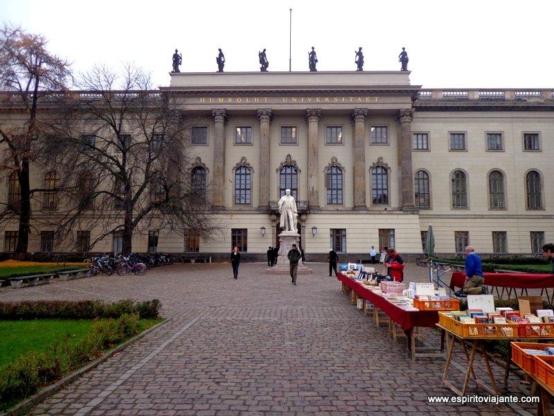 Universidade de Humboldt Berlim