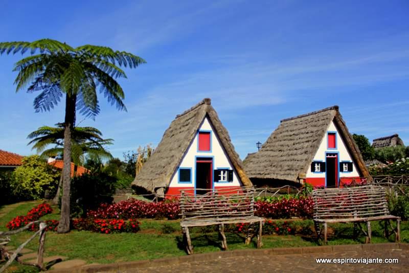Casas de Santana - Madeira