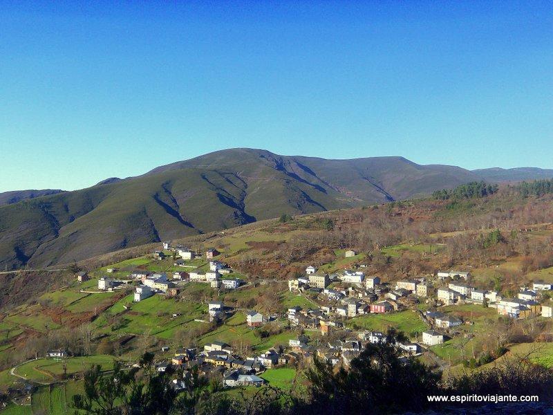 Visitar a Serra do Courel, Galiza