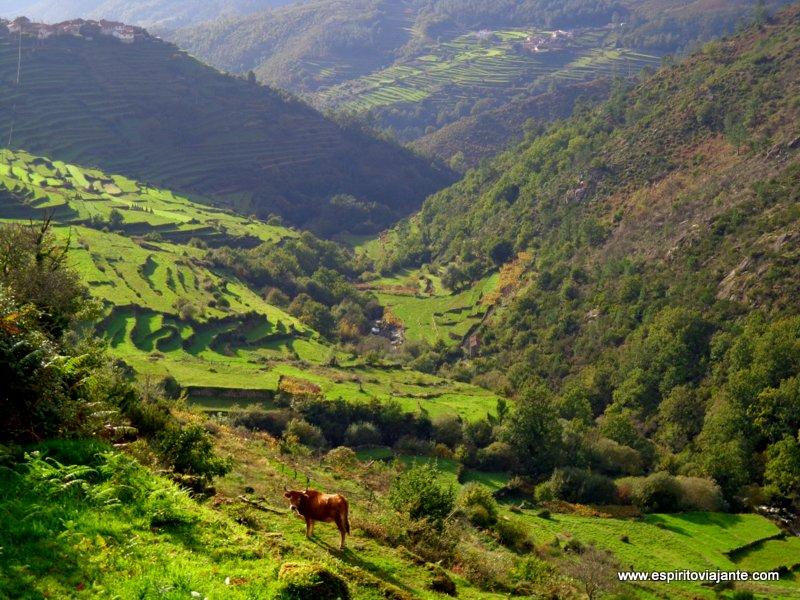 Aldeia de Sistelo: o pequeno Tibete português