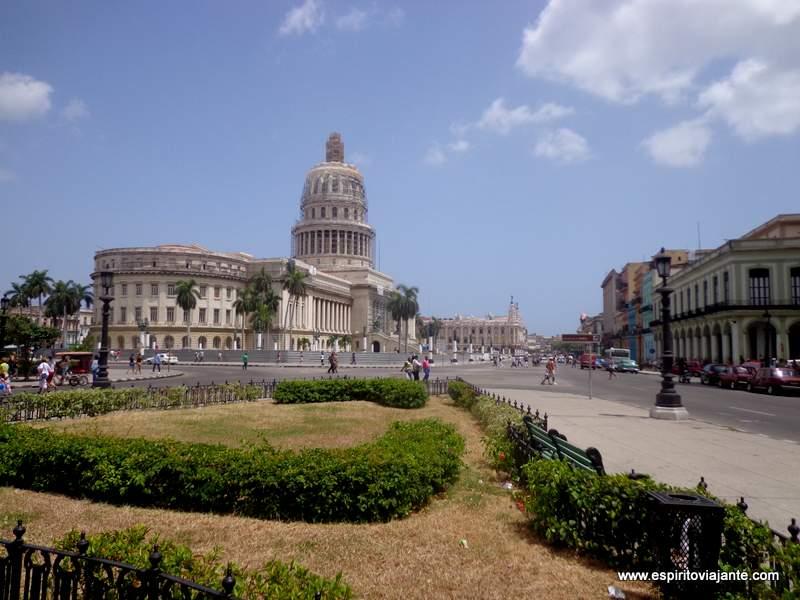 Guia para visitar Havana, capital de Cuba