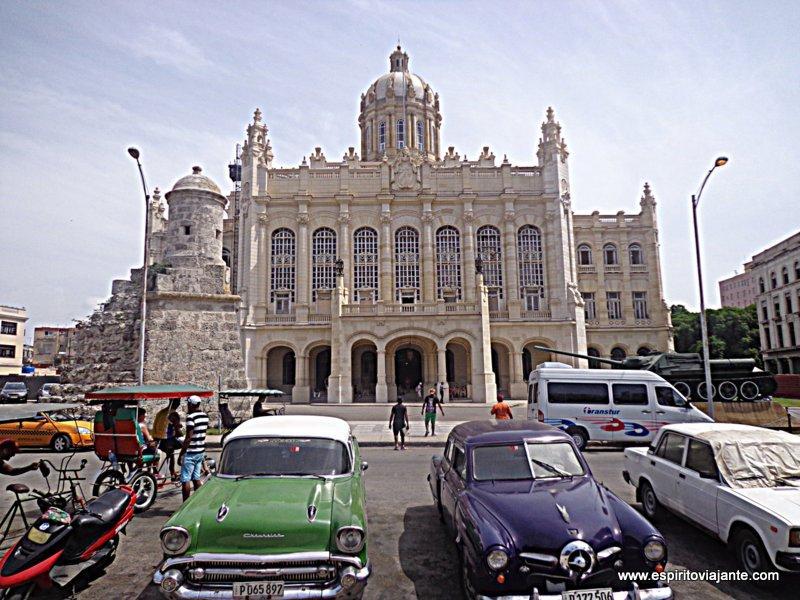 Museu da Revolução, Havana