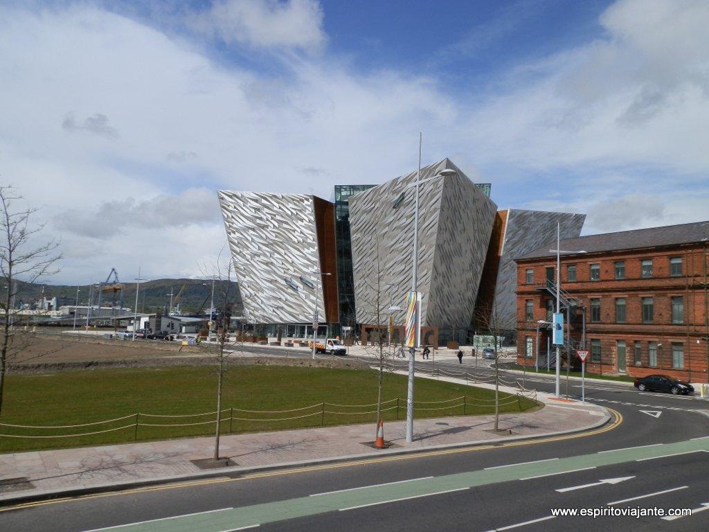 Locais a visitar em Belfast