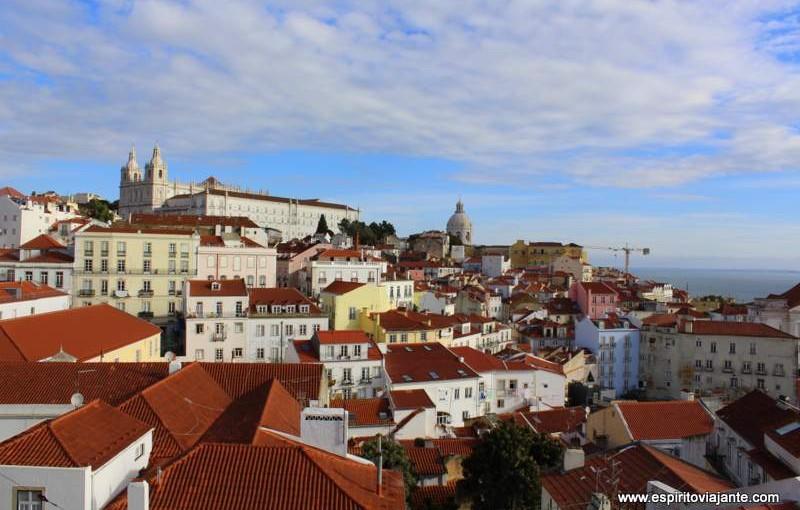 Visitar Lisboa – roteiro de 2 / 3 dias