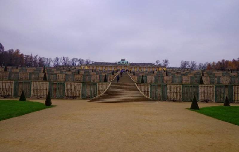 Parques e Palácios de Sanssouci, Potsdam (Unesco)