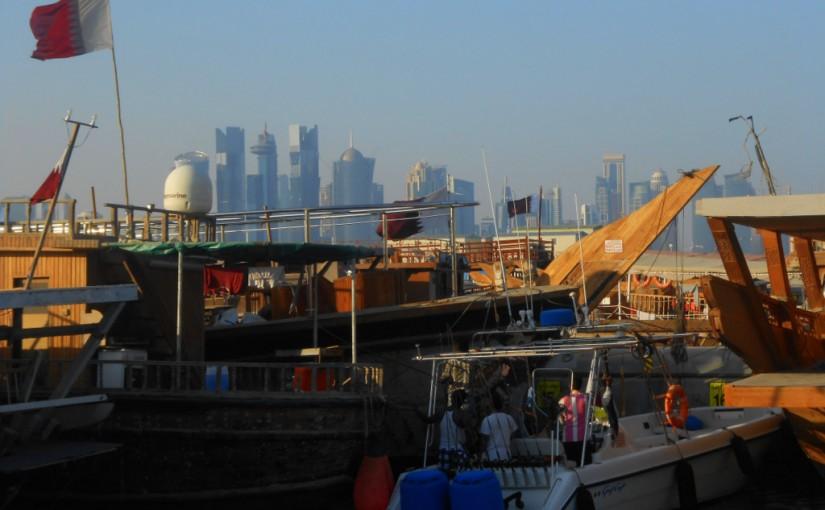 Um dia em Doha – Qatar