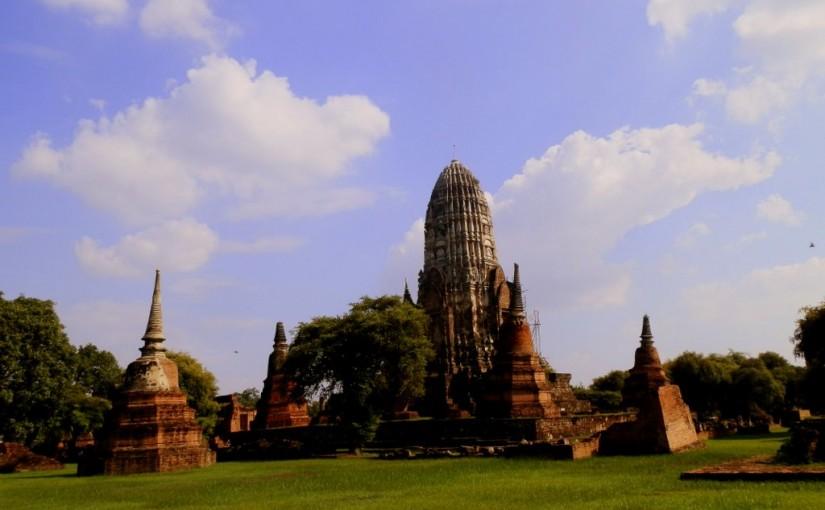 O que visitar em Ayutthaya, Tailândia
