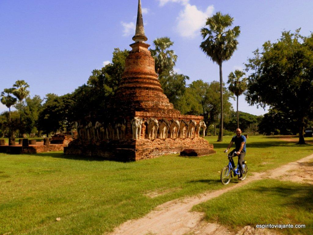 Sukhothai, a cidade do amanhecer da felicidade!