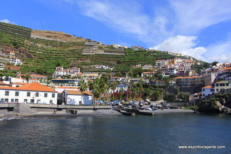 Câmara de Lobos - Visitar a Madeira